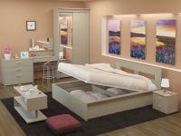 Кровать КР с подъемным механизмом | Васко