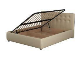 Кровати с боковым подъемным механизмом