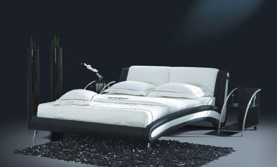 Кровати Татами из искусственной кожи