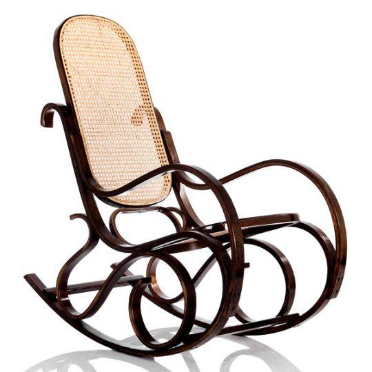 Кресло-качалка Формоза ротанг | Тайвань