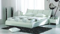 Кровать кожаная Татами 1007 с подъемным механизмом | Китай